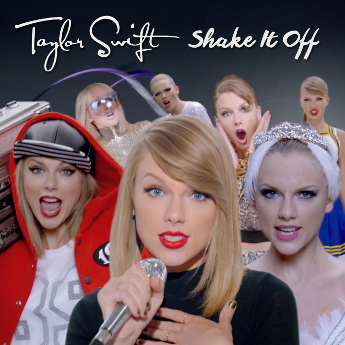 Taylor Swift - Shake it off..