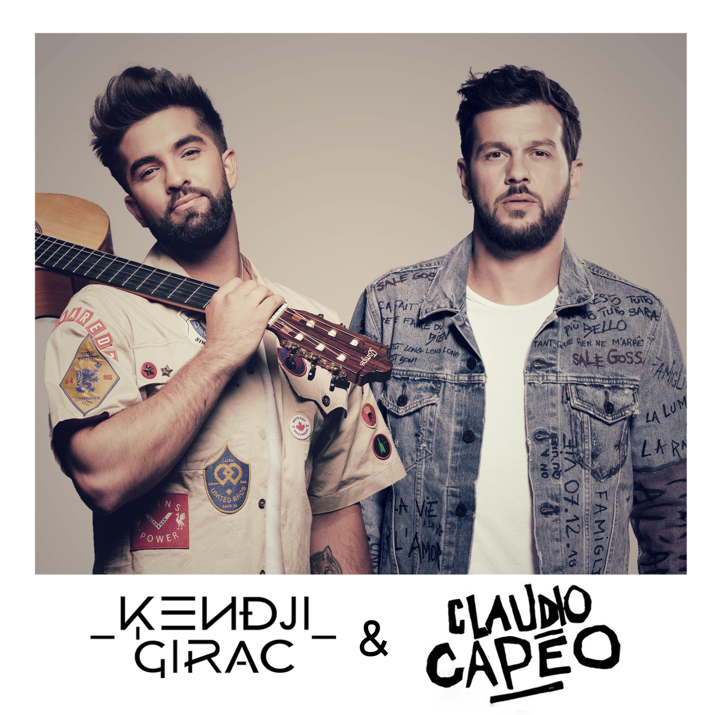 Kendji & Claudio Capéo - Que Dieu me pardonne