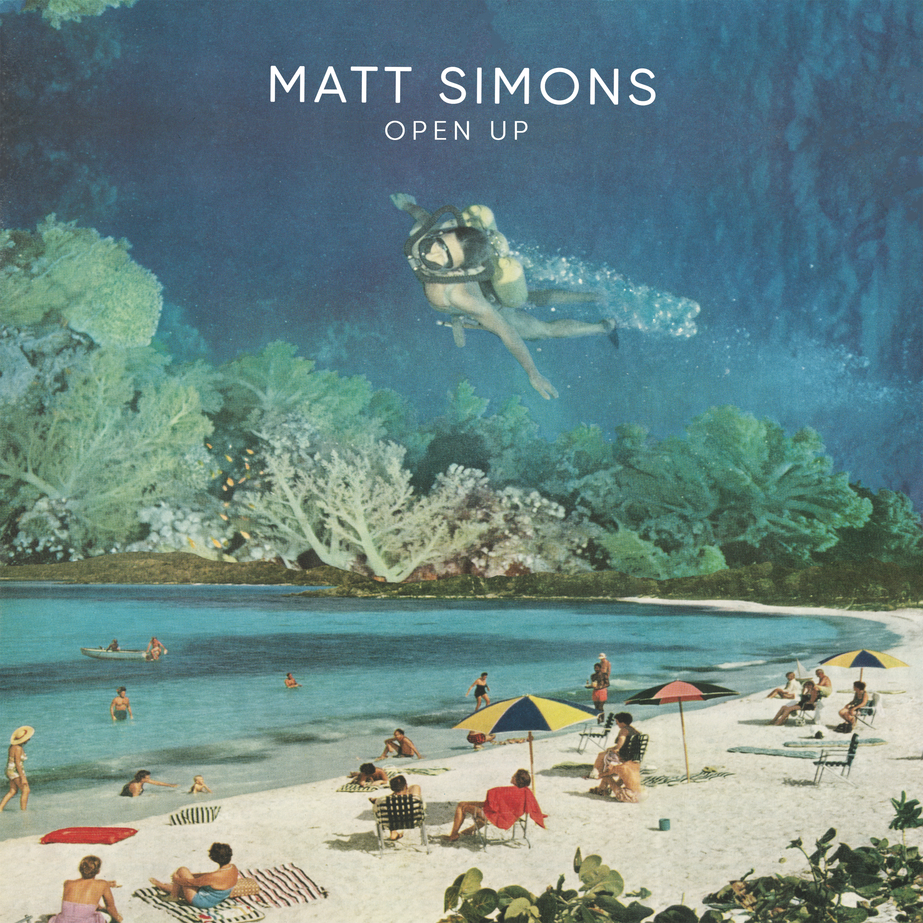 Matt Simons - Open Up (feat Lola Dubini)
