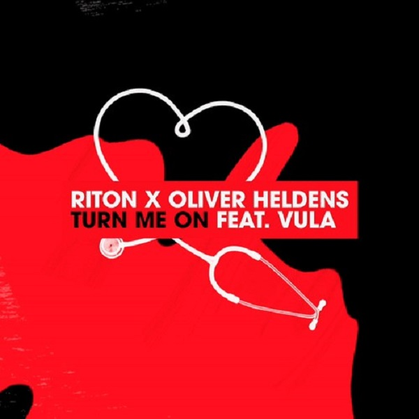 Riton x Oliver Helden - Turn me on