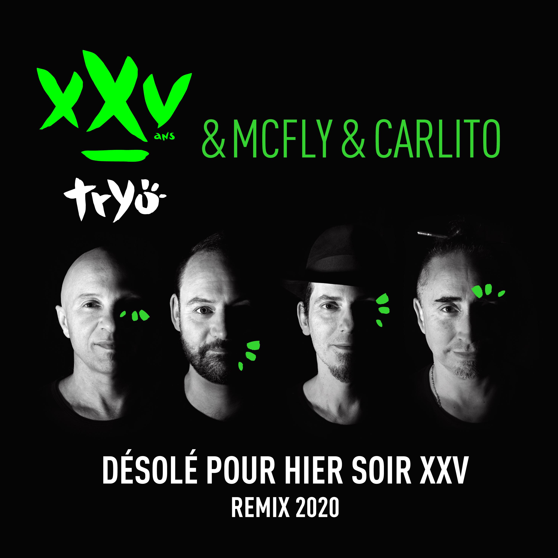 Tryo - Désolé pour hier soir (remix 2020)