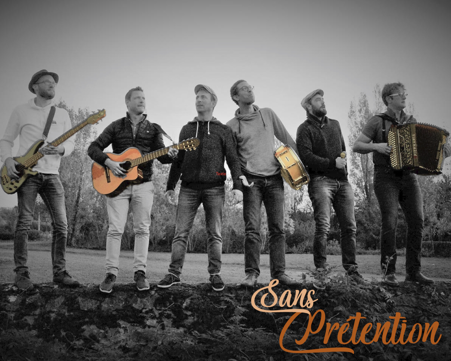Sans Prétention - Sans prétention