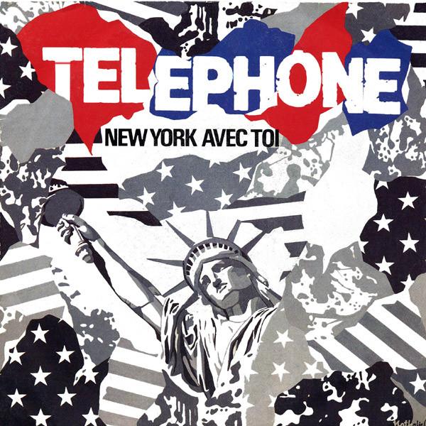 Téléphone - New-York avec toi