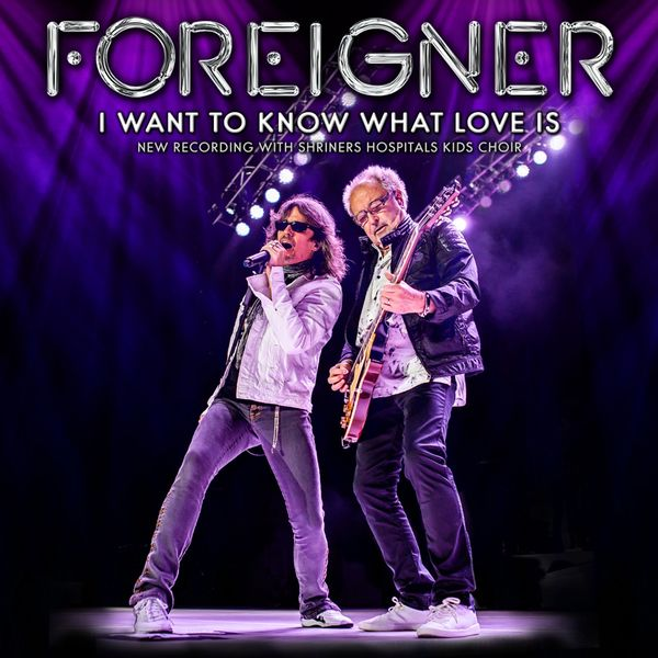 Foreigner - I want to know what love