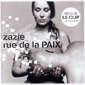 Zazie - Rue de la paix