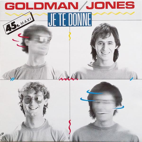Jean Jacques Goldman - Je te donne