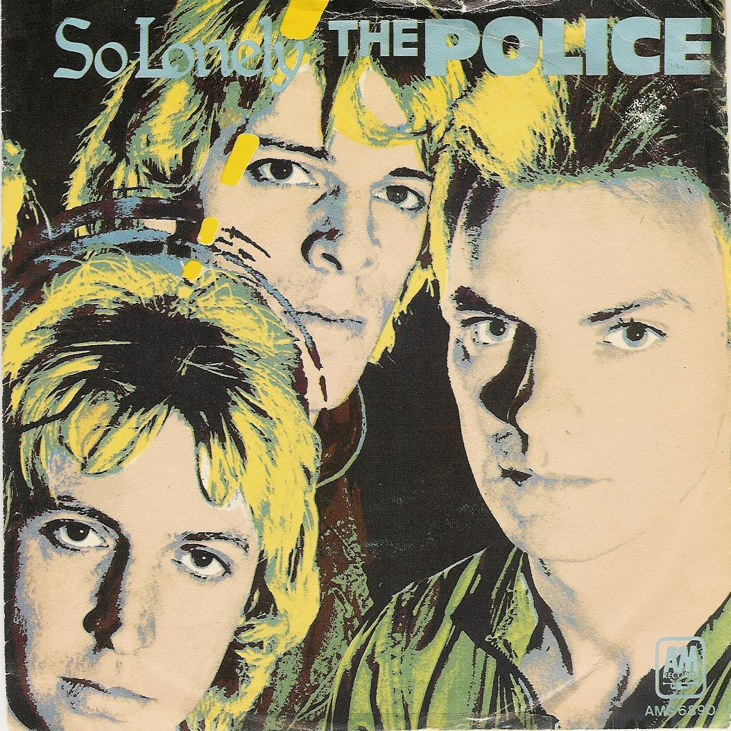 Police - So lonely