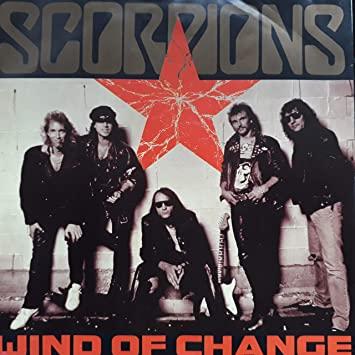 Scorpions - Wind of chance