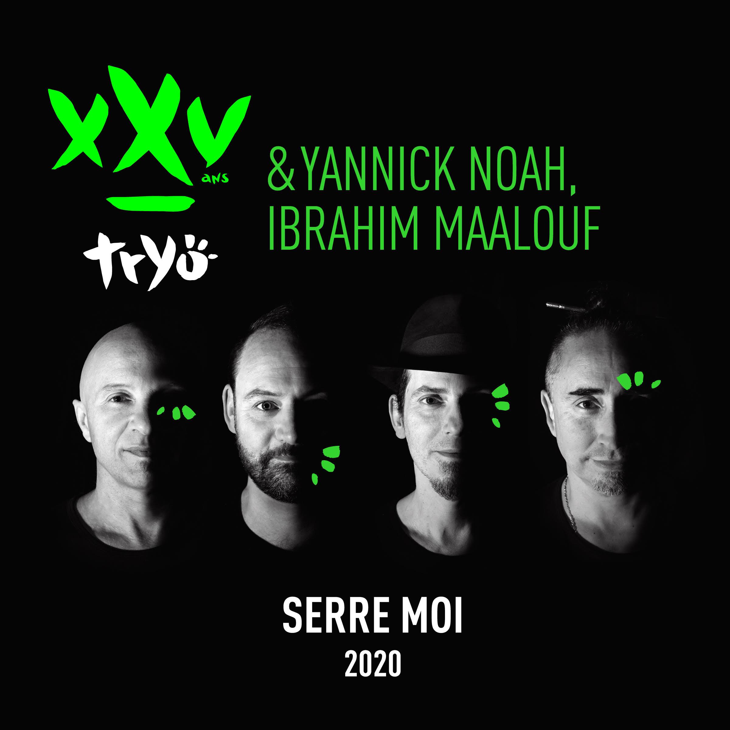Tryo - Serre-moi (2020)